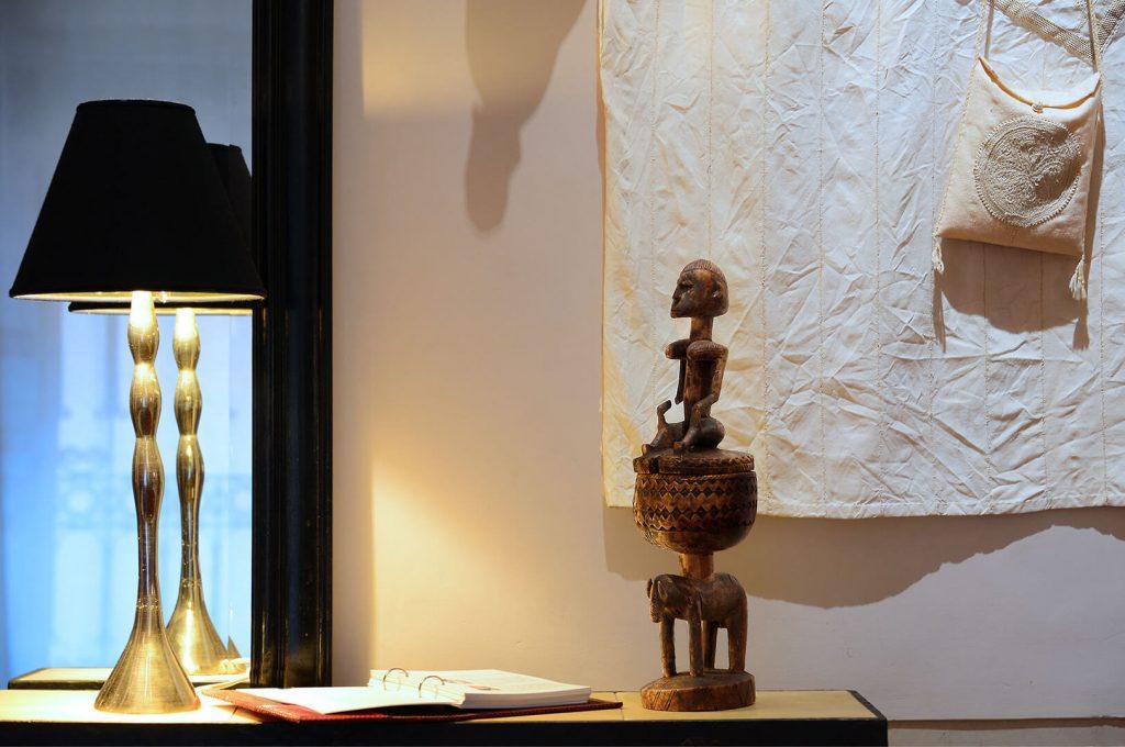 décoration riad Dar Housnia à Marrakech