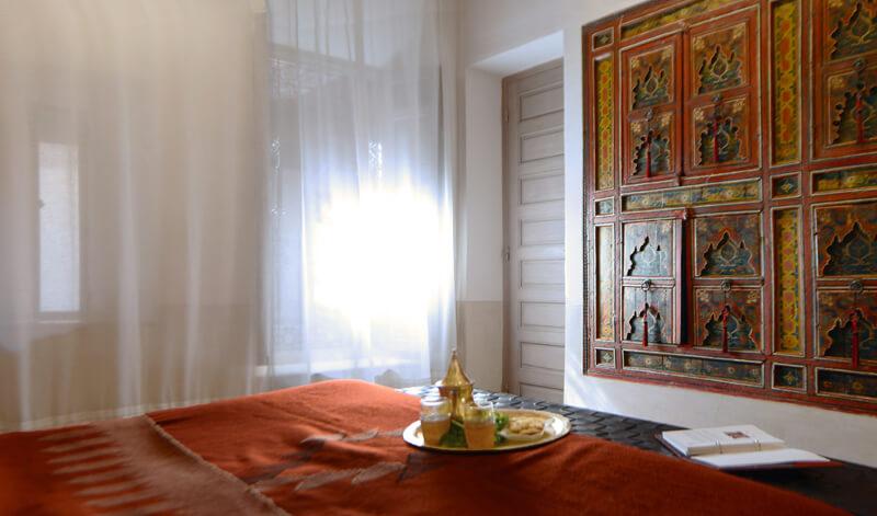 sabaa riad Dar Housnia à Marrakech