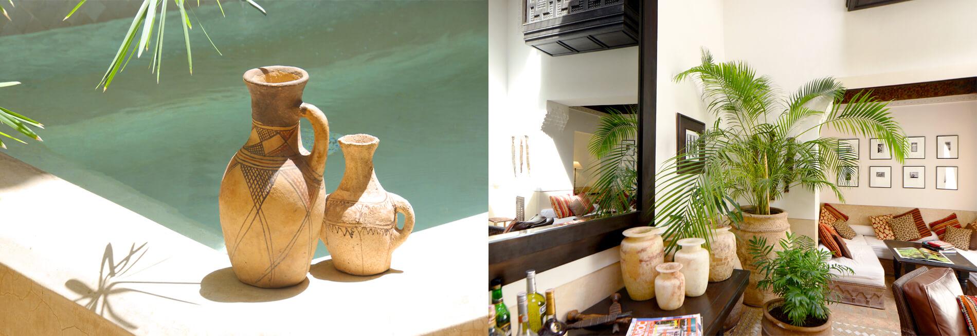Riad avec piscine à Marrakech