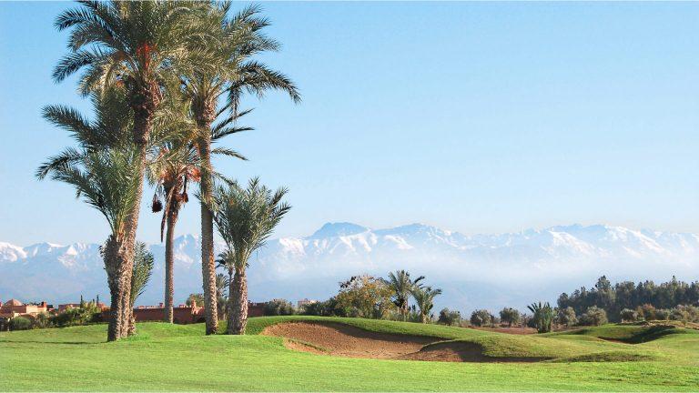 riad belle vue Dar Housnia à Marrakech